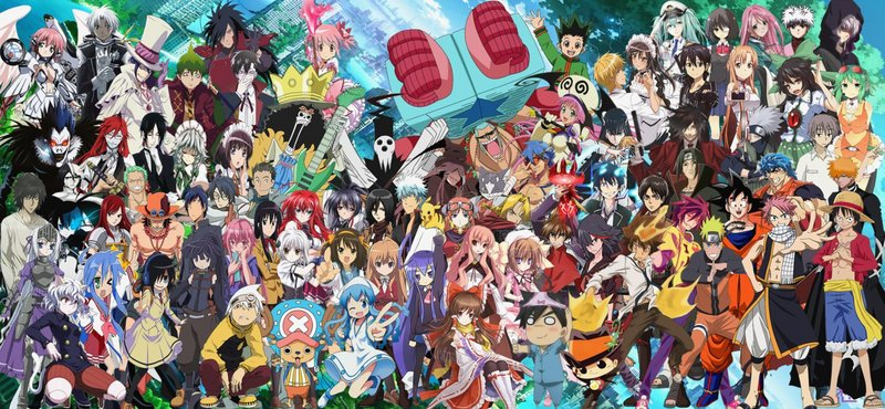 100 Años de Anime