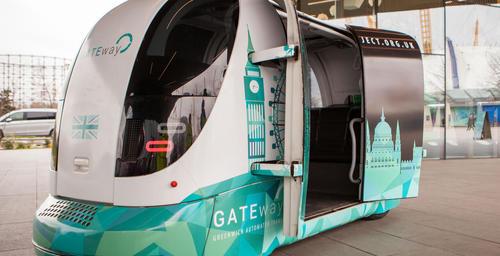 Prueba extendida del Bus Robot
