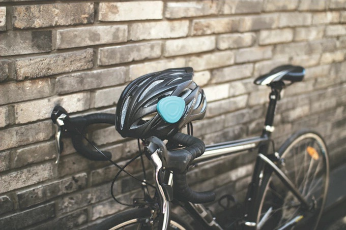 Volvé tu casco inteligente: conexión más seguridad