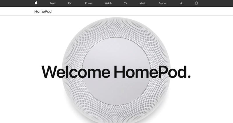 La novedad de Apple: HomePod