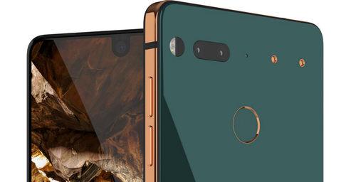 Essential: el teléfono del creador de Android