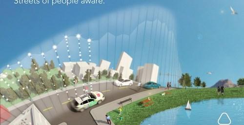 Ya está disponible el primer mapa de Google Street View que muestra el nivel de polución del aire