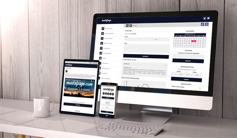 Diario y Organizador Personal Virtual