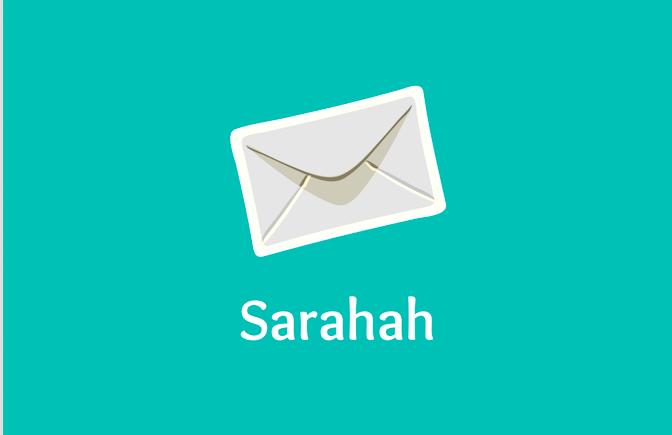 App Sarahah: el anonimato como protagonista
