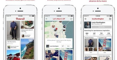 Pinterest - Guía de Instalación para iOS