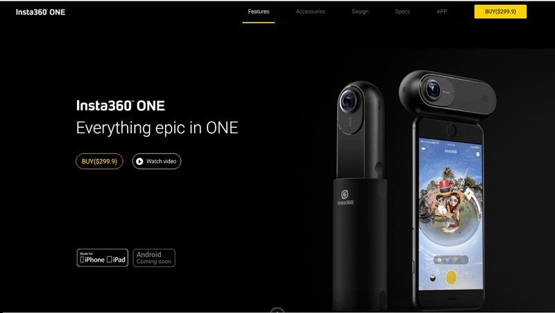 Insta360 One, una cámara 360° para descubrir