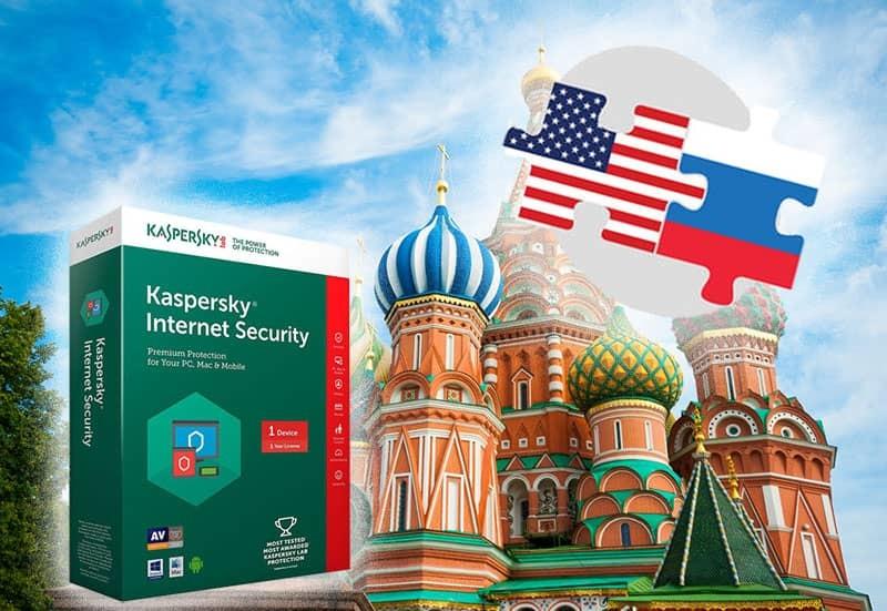 EEUU acusa a la empresa Kaspersky de espionaje