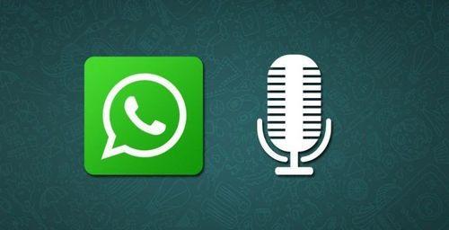 Envía mensajes de voz por WhatsApp sin pulsar botones