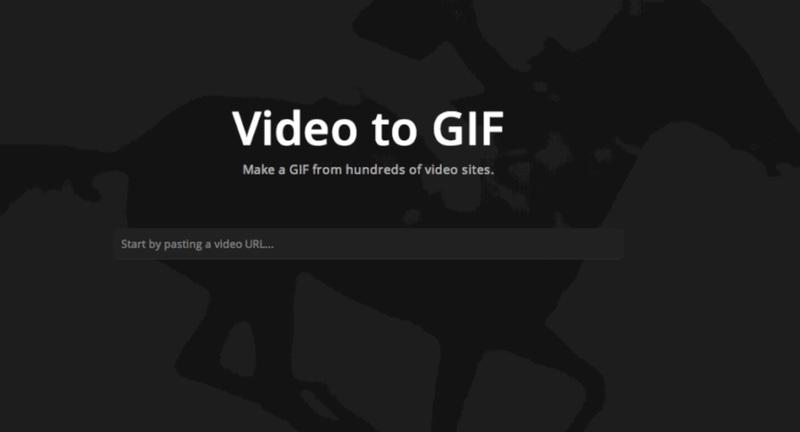 Convierte tus videos a GIF de manera gratuita