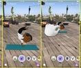 Snapchat con bitmojis 3D y cielos con filtros