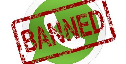 Motivos por los cuales WhatsApp podría bloquear tu cuenta