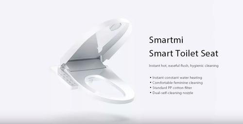 El nuevo inodoro inteligente de Xiaomi