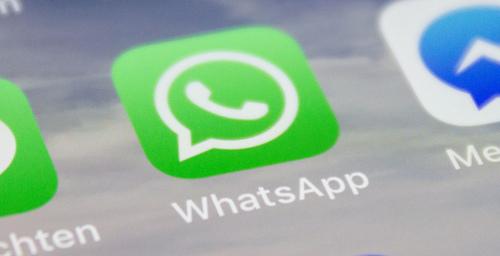 WhatsApp se prohibirá para menores de 16 años
