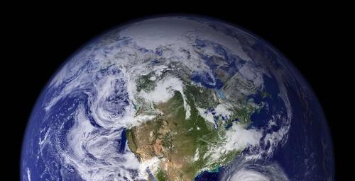 Earth Time te permite ver los problemas ambientales del planeta