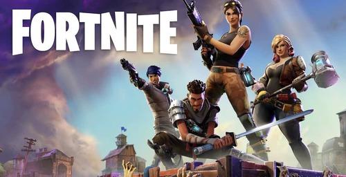 Fortnite, el videojuego más jugado del mundo