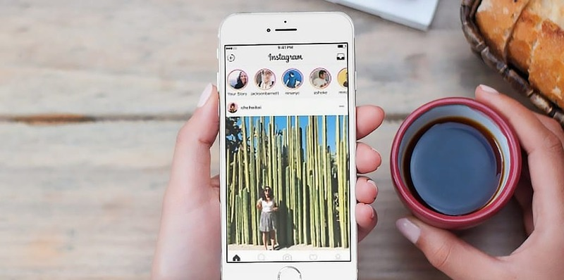 Instagram permite hacer repost de Stories