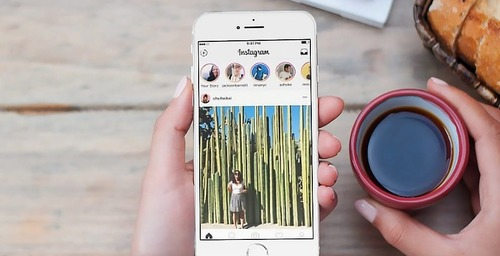 Instagram permite hacer repost de Stories