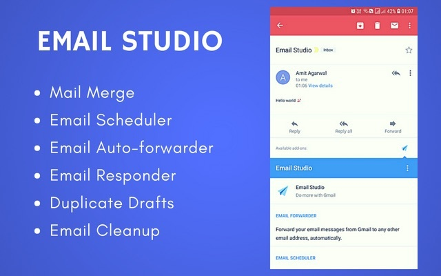 Optimiza tu Gmail con Email Studio