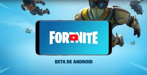 Fortnite Battle Royale llega a Android