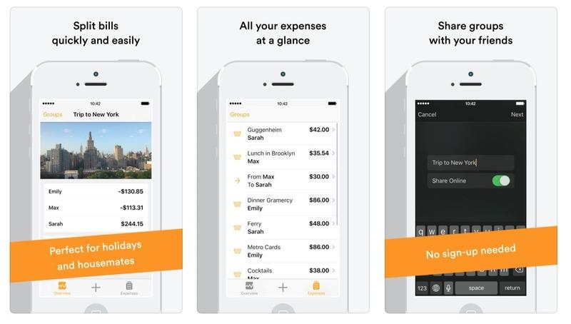 Splid, una app para compartir gastos