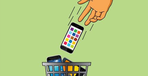 Samsung y Apple determinan la fecha de vencimiento de tu teléfono