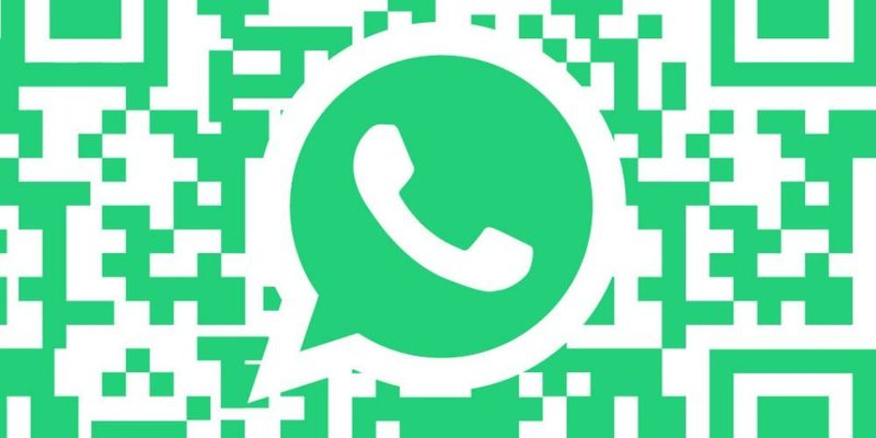 Contacts can be added to WhatsApp using QR code