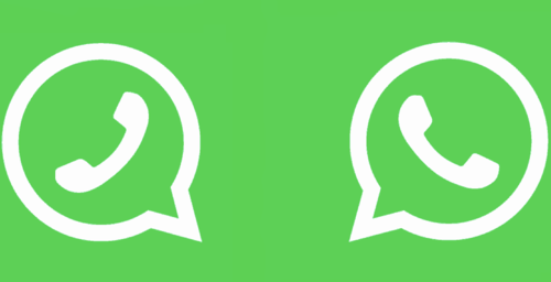 Your cell phone with two WhatsApp accounts is possible