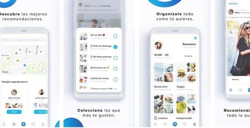 Peoople: Recomendá y recibí recomendaciones de tus amigos e influencers