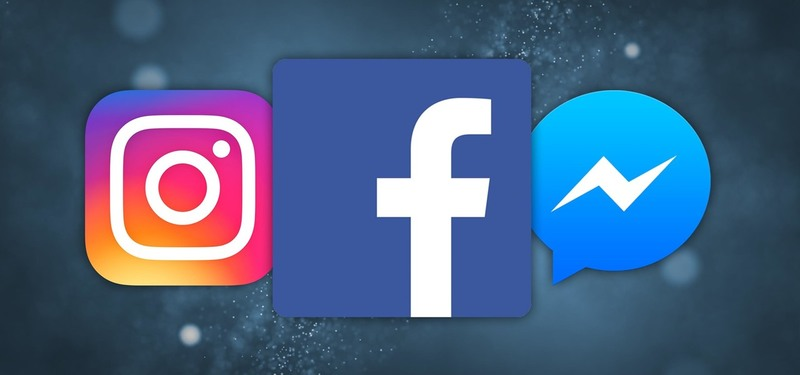 Instagram messaging services, WhatsApp and Messenger will be linked