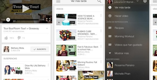 Como instalar Youtube en tu iOS