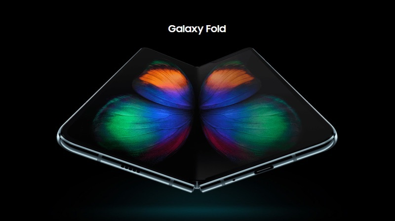 Nuevo Galaxy Fold: Plegable y multitarea