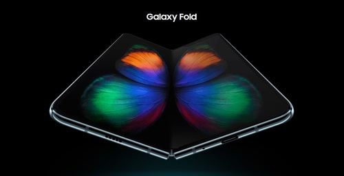 New Galaxy Fold: Folding and multitasking