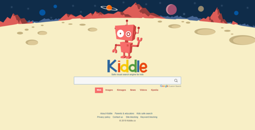 Kiddle: A search engine designed for children and powered by Google SafeSearch