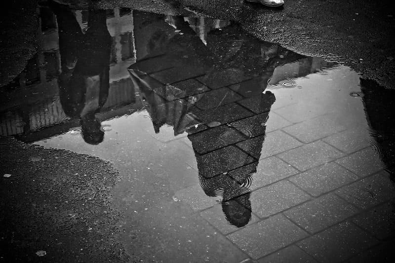 5 estrellas en fotografía blanco y negro.