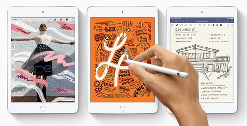 Apple released two new iPad models