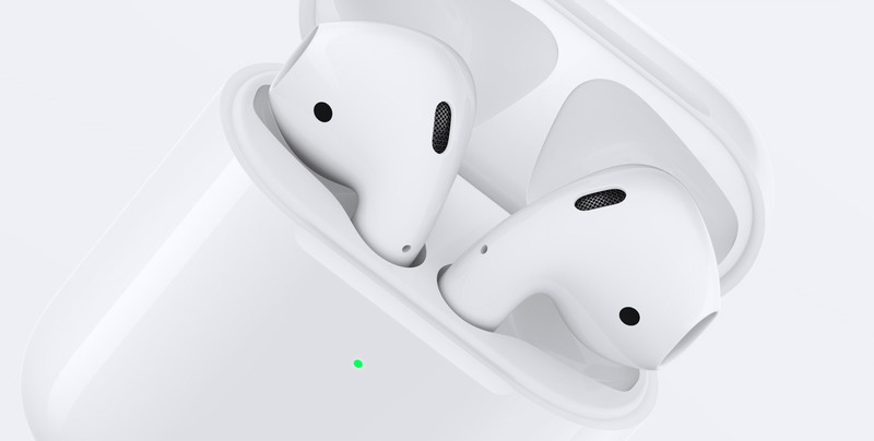 Apple presents its new AirPods