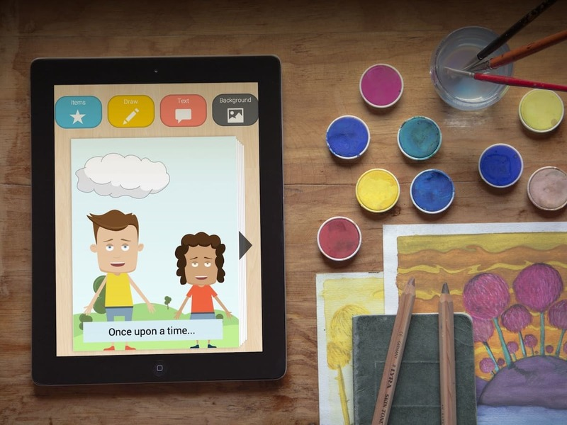 Storybook an application that will allow you to create your own stories