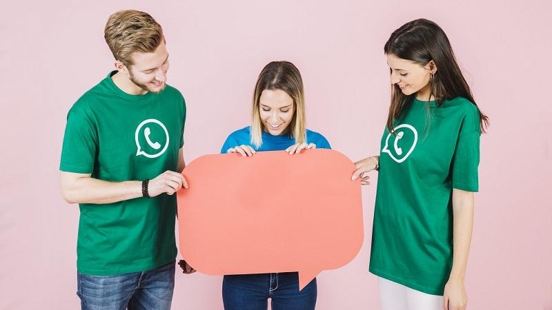 Grupos de WhatsApp, agora você pode optar por participar ou não
