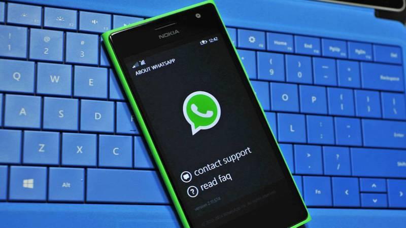 Teléfonos a los que WhatsApp dejará de darle soporte este año