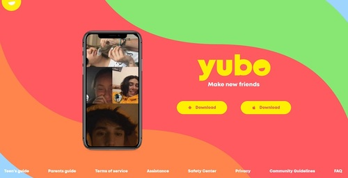 Yubo, a social network just for teenagers