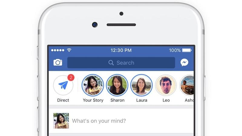 Compartilhe músicas do Spotify no Facebook Stories
