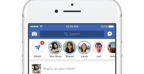 Share Spotify music on Facebook Stories