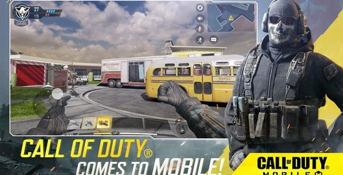 Llega Call of Duty Mobile para Android e iOS