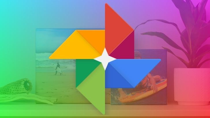 Conoce opciones de Google Fotos