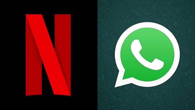 WhatsApp permite ver trailers de Netflix dentro de la aplicación