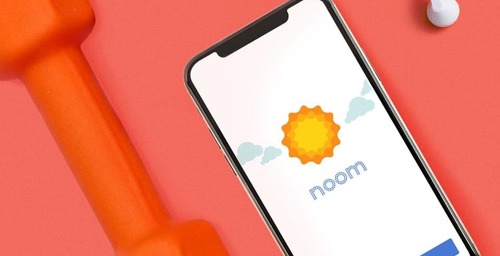 Noom, an app that motivates you to lose weight