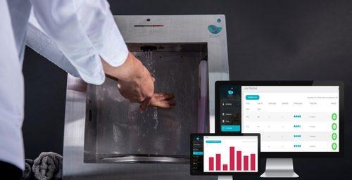 El lavamanos inteligente que ayuda a prevenir el coronavirus