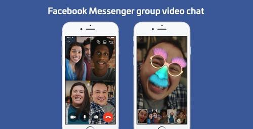 Pasos para hacer una videollamada con Facebook Messenger