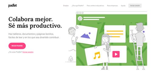 Padlet.com: Un muro digital personal o colaborativo
