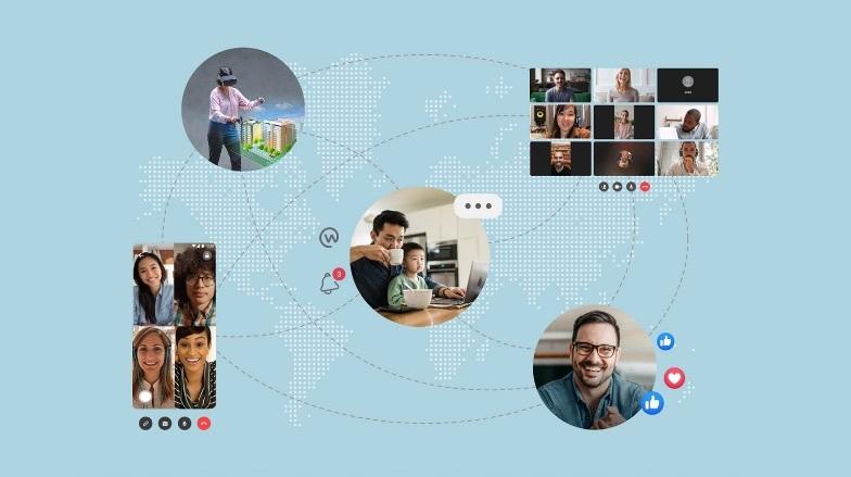 Workplace Room, la opción para videollamadas de Facebook para grupos de trabajo.